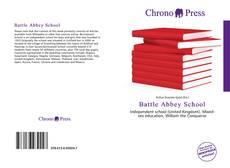 Borítókép a  Battle Abbey School - hoz