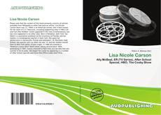 Buchcover von Lisa Nicole Carson