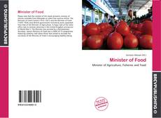 Capa do livro de Minister of Food