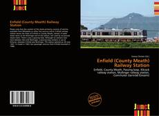 Portada del libro de Enfield (County Meath) Railway Station