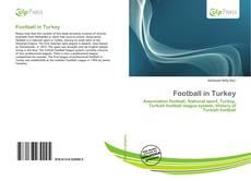 Football in Turkey kitap kapağı