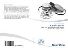 Buchcover von Karen Carlson