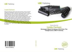 Bookcover of Leslie Carlson