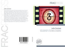 Portada del libro de Julie Carmen