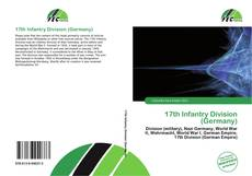 Bookcover of 17th Infantry Division (Germany)