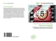 Buchcover von Christa Campbell