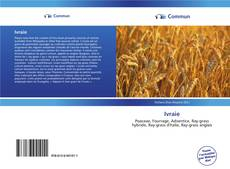 Bookcover of Ivraie