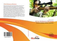 Bookcover of 101st Airborne Division
