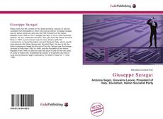 Bookcover of Giuseppe Saragat