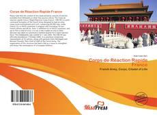 Bookcover of Corps de Réaction Rapide France