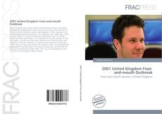 Bookcover of 2001 United Kingdom Foot-and-mouth Outbreak