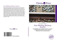 Bookcover of East Malling Railway Station