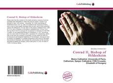 Обложка Conrad II, Bishop of Hildesheim