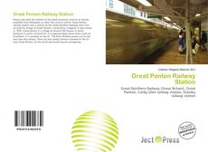 Bookcover of Great Ponton Railway Station