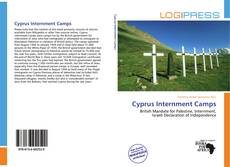 Bookcover of Cyprus Internment Camps