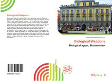 Bookcover of Biological Weapons