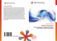 Bookcover of Jorge Sampaio