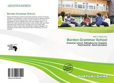Buchcover von Borden Grammar School