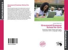 Buchcover von Gravesend Grammar School for Girls