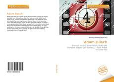 Обложка Adam Busch