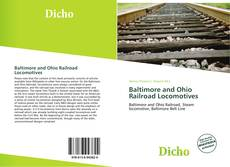 Baltimore and Ohio Railroad Locomotives kitap kapağı