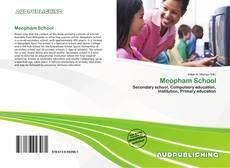Borítókép a  Meopham School - hoz