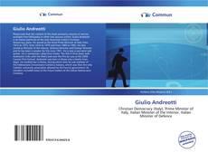 Bookcover of Giulio Andreotti