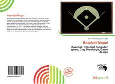 Baseball Mogul kitap kapağı