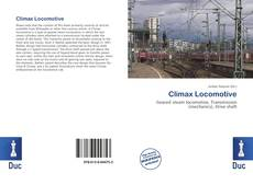 Bookcover of Climax Locomotive