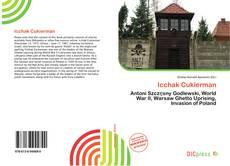 Portada del libro de Icchak Cukierman
