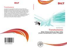 Couverture de Transhumance