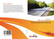 Обложка McLaren MP4/14