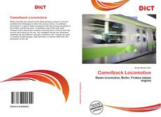 Bookcover of Camelback Locomotive