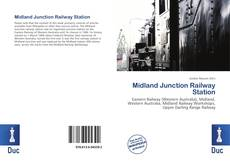 Buchcover von Midland Junction Railway Station
