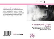 Kloster Oesede Railway Station的封面