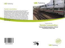 Couverture de Heisler Locomotive