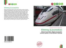 Couverture de Chimney (Locomotive)
