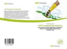 Bookcover of Jeff Campbell (footballer)