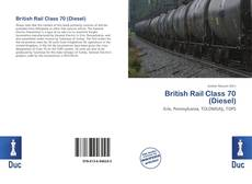 Bookcover of British Rail Class 70 (Diesel)