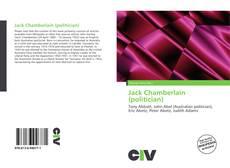 Copertina di Jack Chamberlain (politician)