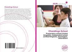 Bookcover of Chandlings School