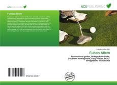 Обложка Fulton Allem