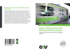 Couverture de Dalian Locomotive and Rolling Stock Company