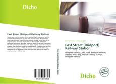 Portada del libro de East Street (Bridport) Railway Station