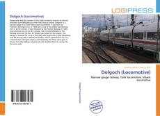 Couverture de Dolgoch (Locomotive)