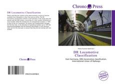 Bookcover of DR Locomotive Classification