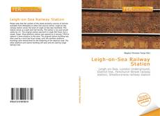 Bookcover of Leigh-on-Sea Railway Station