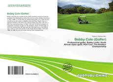 Bookcover of Bobby Cole (Golfer)