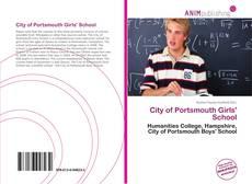 Buchcover von City of Portsmouth Girls' School
