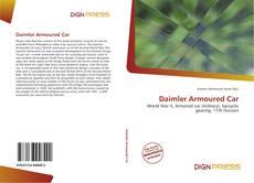 Обложка Daimler Armoured Car